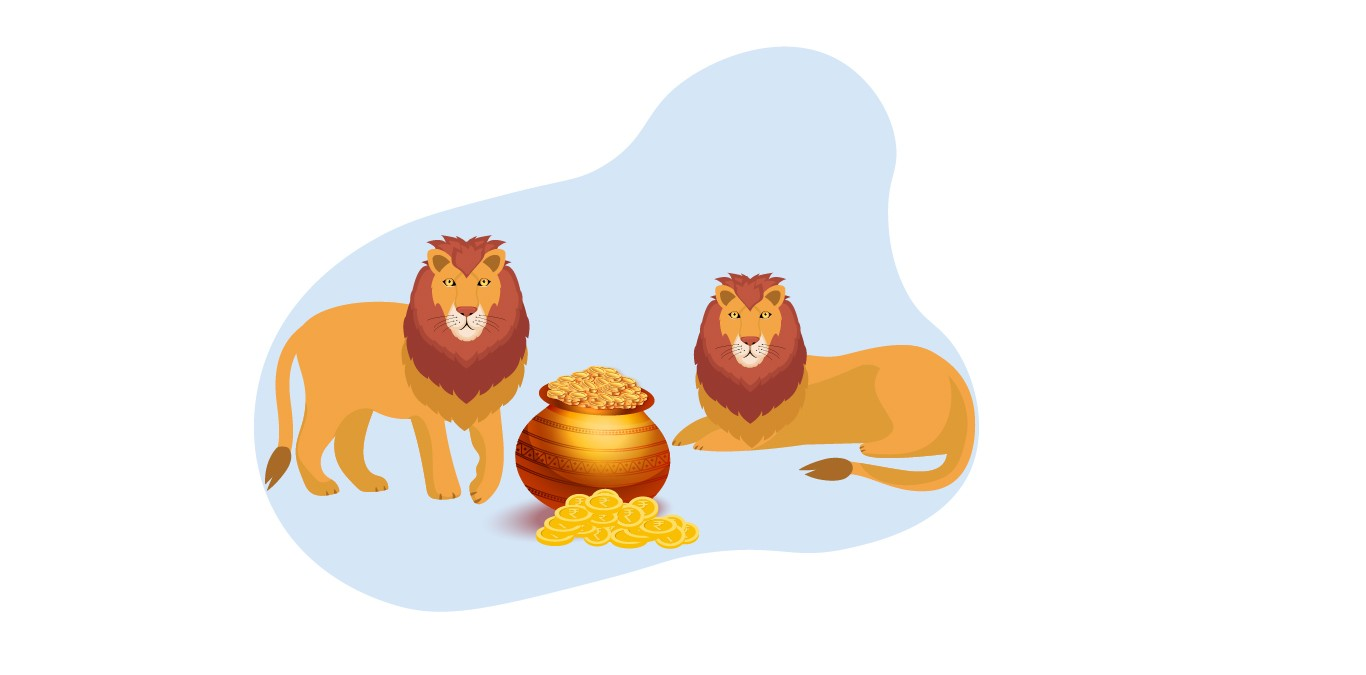 What Lions Can Teach You About Investing in Stock Markets?