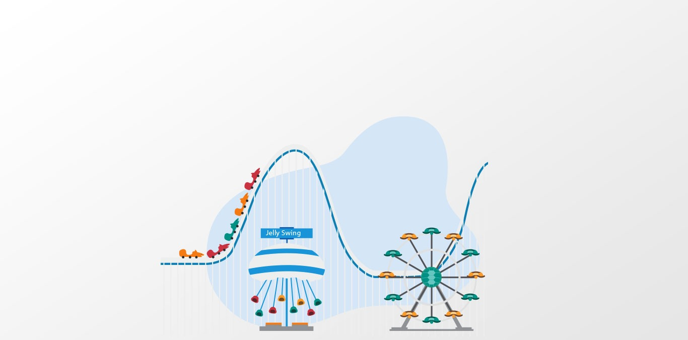 How Can You Survive The Stock Markets Rollercoaster Ride?
