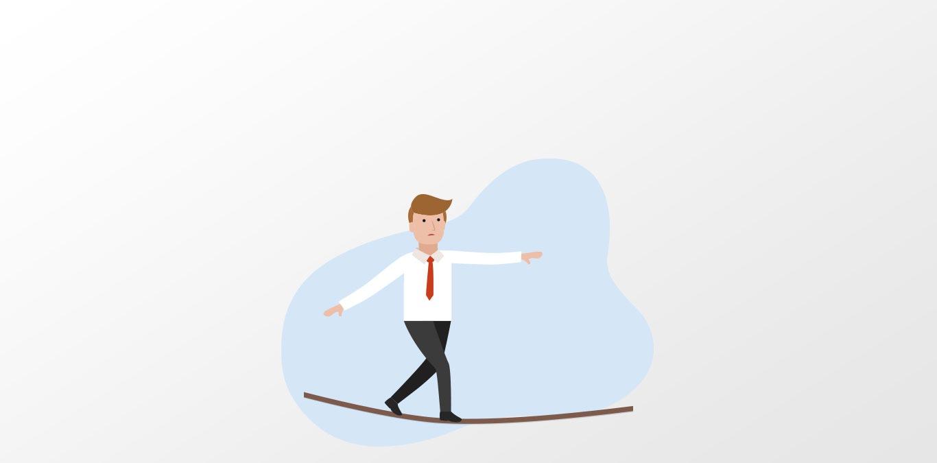 'Balancing Act' - Taking The Path Of Consolidation